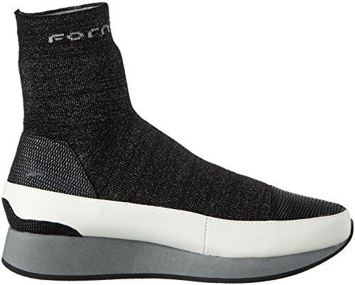 000 Fornarina Donna black Sneaker Next Nero rzAzFXHq