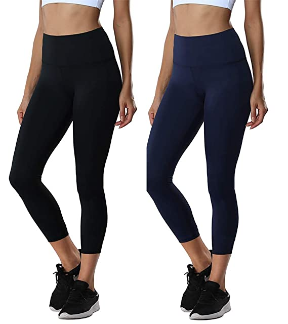 c8f57f5324aee FIRM ABS High Waist Yoga Pants - Tummy Control Workout Running Yoga Leggings:  Amazon.ca: Clothing & Accessories