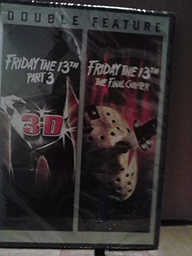Friday the 13th Part 3 in 3D / Friday The 13th The Final Chapter