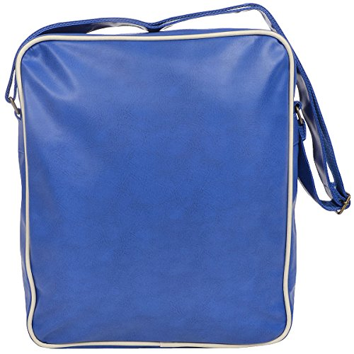 407 Bag Lake PU reporter blue Midnight Heritage Shoulder Vertical Converse zwvxZv