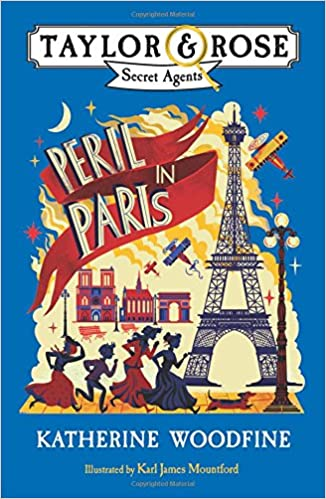 Image result for peril in paris woodfine