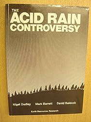 Acid Rain Controversy
