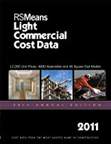 RSMeans Light Commercial Cost Data 2011