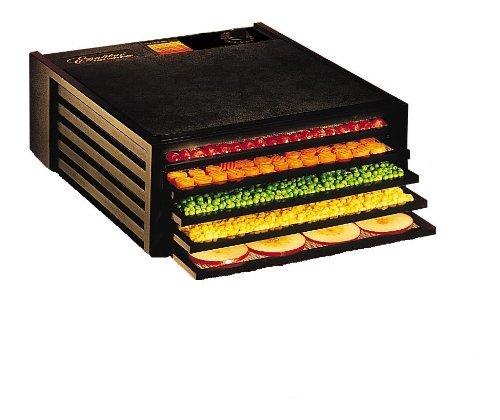 Excalibur 3500 5 Tray Deluxe Food Dehydrator