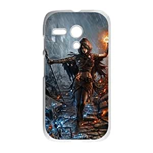 Dark Souls Motorola G Cell Phone Case White Gift pjz003_3173910