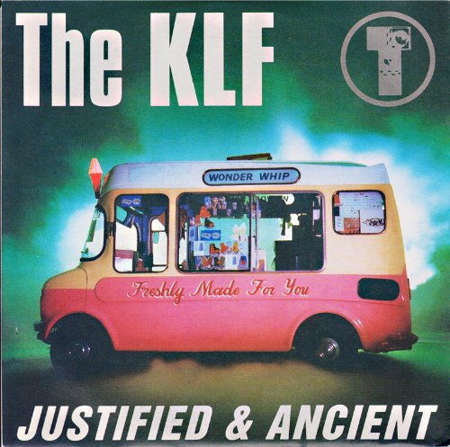 Justified & ancient (1991) / Vinyl single [Vinyl-Single 7'']