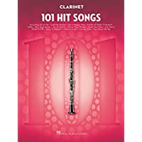101 Hit Songs For Clarinet (Instrumental Folio)