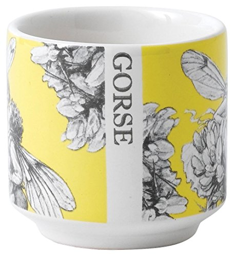 Egg Cup Yellow (Flower Fairies A28456 Yellow Fairy Gorse Egg Cup Set 2)