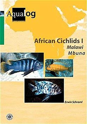 Aqualog, African Cichlids 1 - Malawi Mbuna