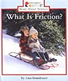 What Is Friction?, Lisa Trumbauer, 0516258435