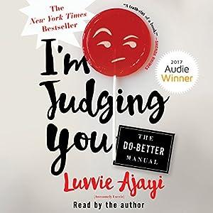 I'm Judging You Audiobook