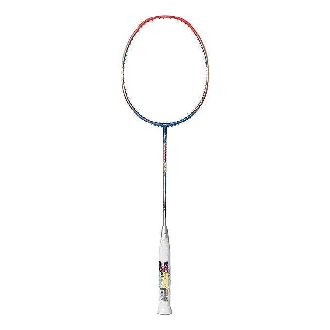Li-Ning Windstorm 72 Super Light Professional Badminton Racket (Grip:S2, Weight:72g) Badminton Racquets at amazon