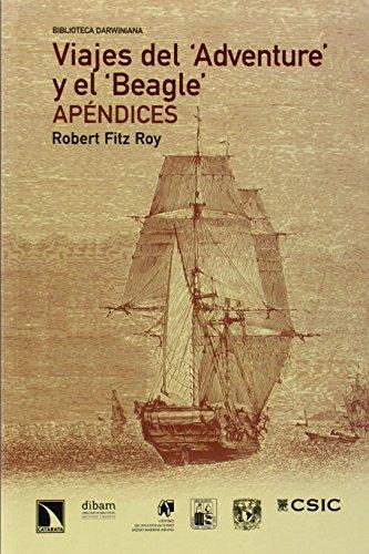 Descargar Libro Viajes Del Adventure Y El Beagle: Apéndices Robert Fitz Roy