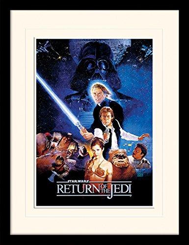 1art1 Star Wars - Episodio Vi, El Retorno del Jedi, Cartel ...