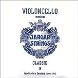 Jargar 4/4 Cello G String Medium Chromesteel