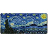 """Smaige XXL Extended Gaming Mouse Mat/Pad - Large, Wide (Long) Mousepad, Stitched Edges 