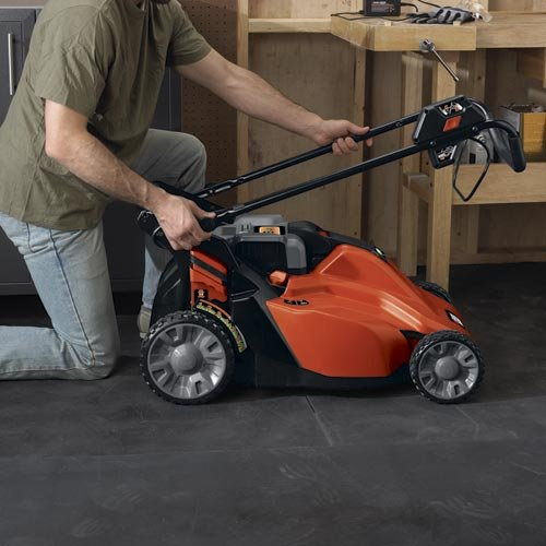 Black Decker CM1936ZA 36V cord-less Lawn Mower 19 Cheap For Month