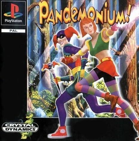 Playstation 1 - Pandemonium!: Amazon.es: Videojuegos