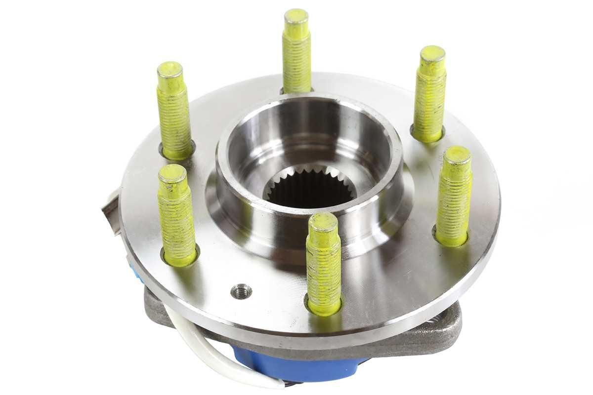 Prime Choice Auto Parts HB612245 Rear Wheel Hub Bearing Assembly 6 Stud