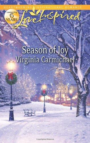 book cover of Season of Joy