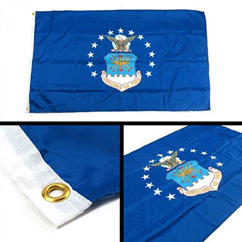 - Banner Direct LLC 268787 USAF Air Force Flag Military Banner
