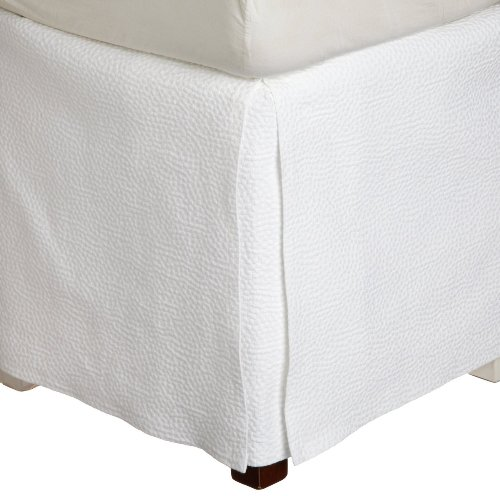 Peacock Alley Montauk Coverlet, Twin, Linen