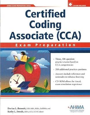 certified coding associate (cca) exam preparation [with cdrom ...