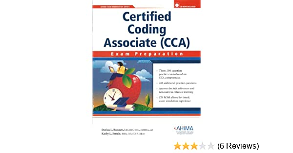 Certified Coding Associate (CCA) Exam Preparation [With