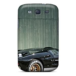 Sanp On Case Cover Protector For Galaxy S3 (cars Ford Gt 40)