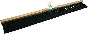 36-Inch Bon 82-472 Concrete Finishing Broom with Adjustable Handle Socket