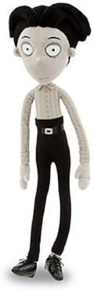 Amazon Com Disney Tim Burton Frankenweenie Victor Frankenstein Plush Doll 23 Inches Tall Toys Games