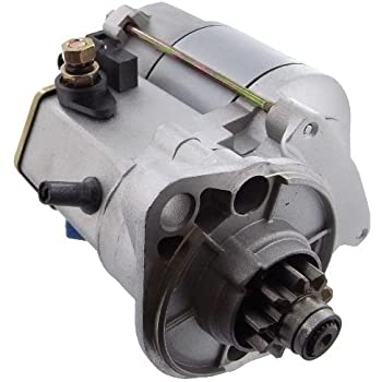 starter fits kubota diesel compact tractors l2250 l2500 l2550 l2650 l2800  l2900 l2950 l3010 l3130 l3240 l3300 l3400 l3410 l3430 l35 generator set  kjs130