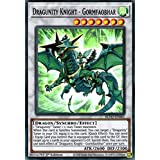 Yu-Gi-Oh Dragunity Knight Romulus 1st Edition Secret Rare MP20-EN145