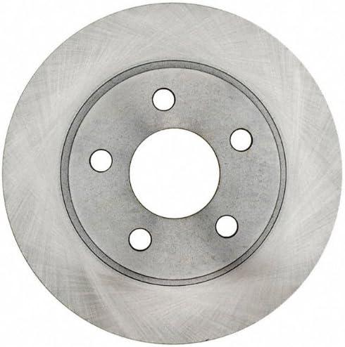 ACDelco 18A953A Advantage Non-Coated Rear Disc Brake Rotor