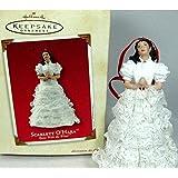 2002 Hallmark Keepsake Ornament Scarlett O'Hara Gone With the Wind
