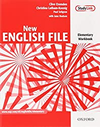 New English File : Elementary Workbook without key booklet (1Cédérom)