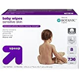 Up&up Sensitive Baby Wipes Refill Pack - 736 Ct