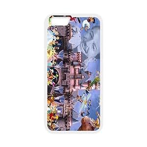 "[bestdisigncase] For Apple Iphone 6,4.7"" screen -Disney All Charators,All Princess disney charators PHONE CASE 2"