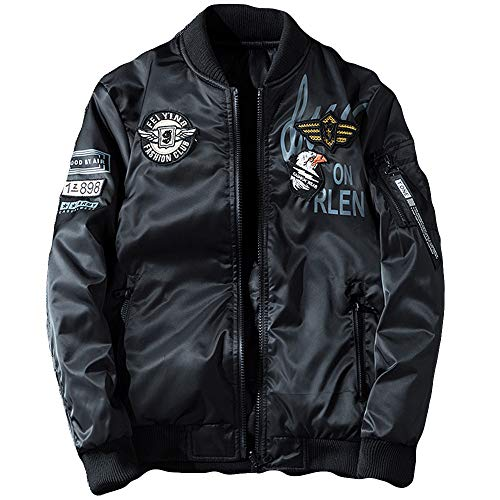 - LISTHA Cotton Padded Coat Men On Both Sides Bomber Jacket Autumn Winter Outwear