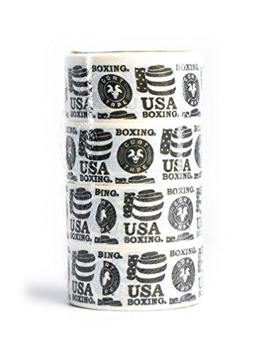Goat Tape USA Boxing Tape, Black