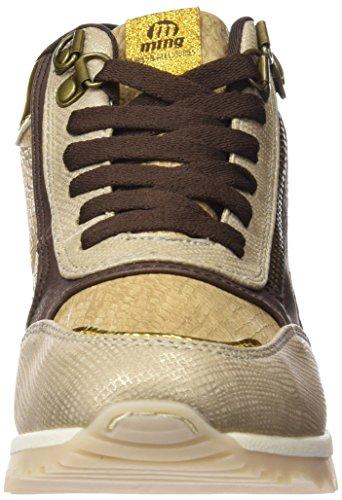 MTNG Attitude 69882 - Zapatillas para mujer Dorado (SANTA ORO / SERE BEIGE)