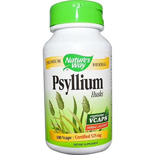 Nature'S Way Psyllium Husks 100 Vcap by Nature's Way
