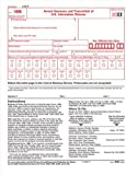 2018 IRS Regulation Approved 1096 Tax Form - Package of 25 Forms