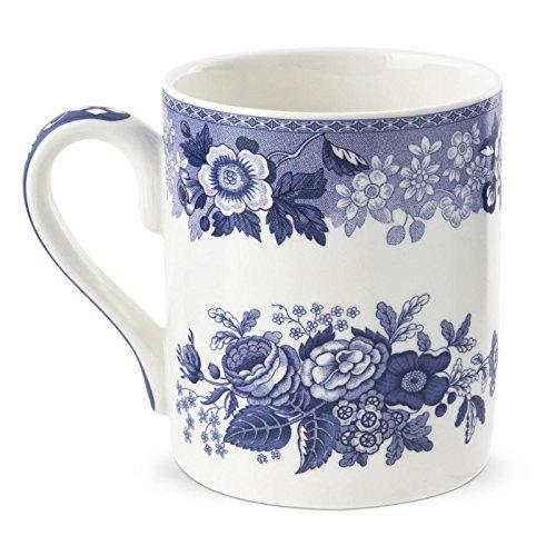 (Blue Room 16 oz. Rose Mug)