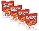 Maxine's Heavenly Pumpkin Pecan Spice Cookies—Maxine's Heavenly - Gluten Free, Vegan, Soy Free, Non-GMO (4 pack)