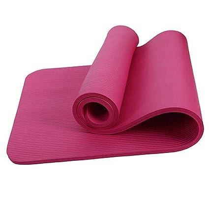 Amazon.com : GOPG Yoga Mat, 183 x 61 x 1 cm Anti-Slip Mat ...