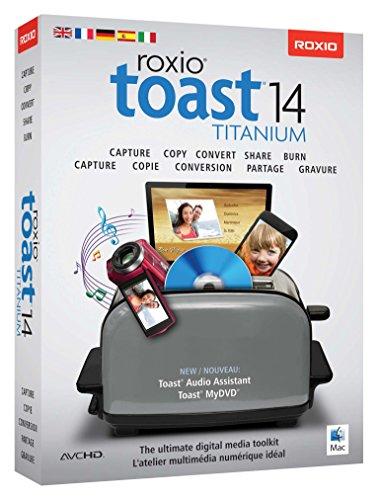 Corel Roxio Toast 14 Titanium