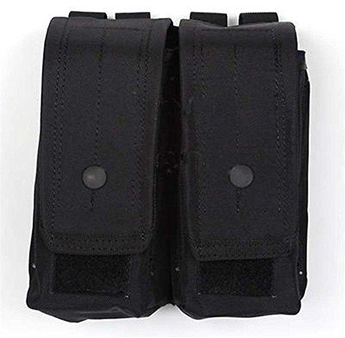 CONDOR Double AR/AK Mag Pouch Black