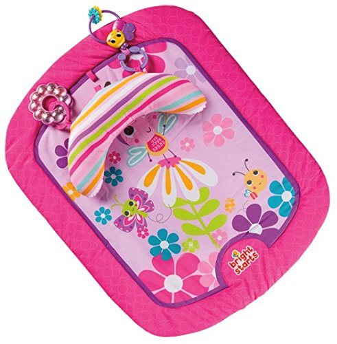Bright Starts Prop Mat, Flutter Friends