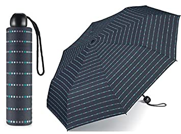 Esprit bolsillos paraguas Mini Basic Corazones y puntos